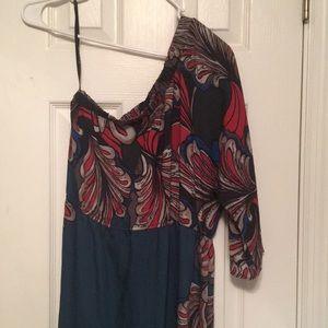 Dresses & Skirts - Multi Color Maxi Dress